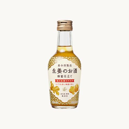生姜のお酒(200ml)