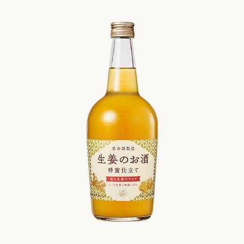 生姜のお酒